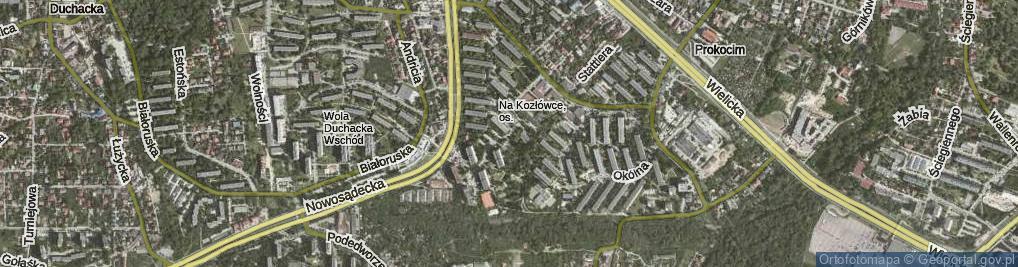 Spoldzielcow Krakow Krakow Podgorze Ulica 30 682