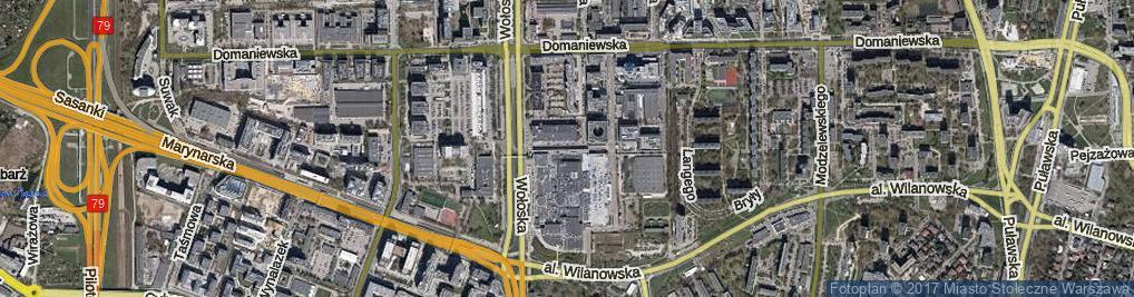 Zdjęcie satelitarne Uniechowskiego Antoniego ul.
