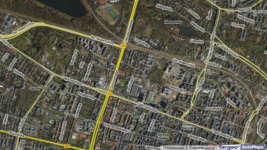 Dodatkowe Janickiego Klemensa Poznań (Poznań-Jeżyce), Ulica, 60-542 TA11