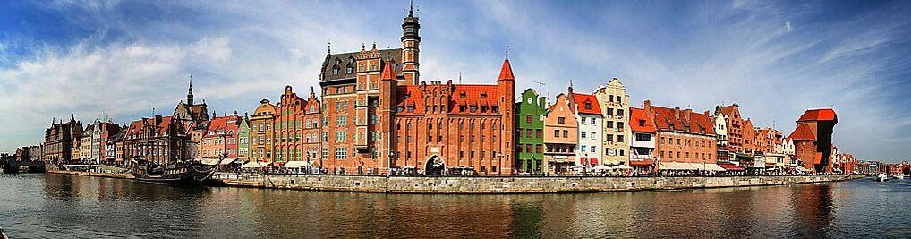 Zdjęcie w galerii Gdańsk na mapie Targeo nr 1