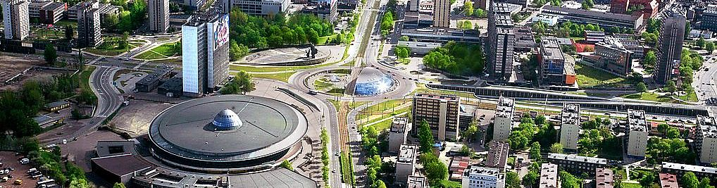 Zdjęcie w galerii Katowice na mapie Targeo nr 1