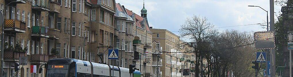 Zdjęcie w galerii Aleja Bohaterów Warszawy Szczecin nr 1