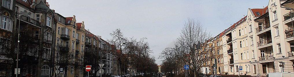 Zdjęcie w galerii Aleja Papieża Jana Pawła II Szczecin nr 1