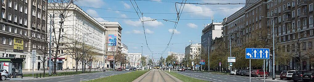 Zdjęcie w galerii Aleja Jana Pawła II Warszawa nr 1