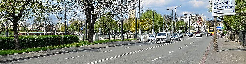 Zdjęcie w galerii Aleja Zieleniecka Warszawa nr 1