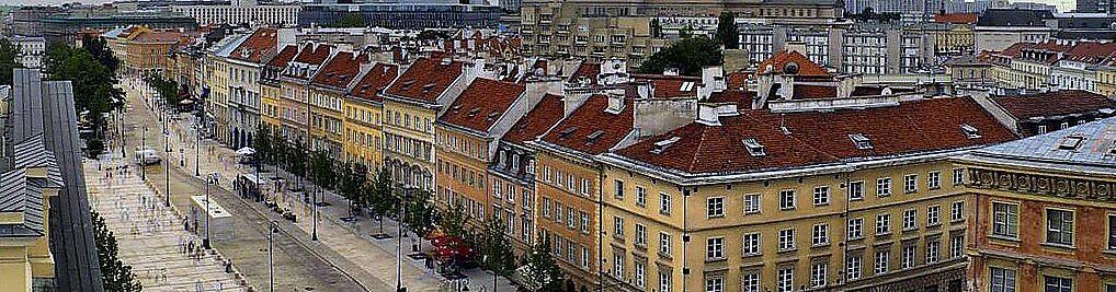 Zdjęcie w galerii Krakowskie Przedmieście Warszawa nr 1