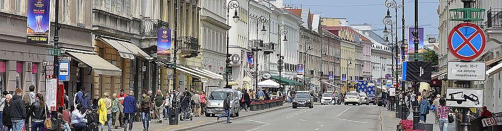 Zdjęcie w galerii Nowy Świat Warszawa nr 1