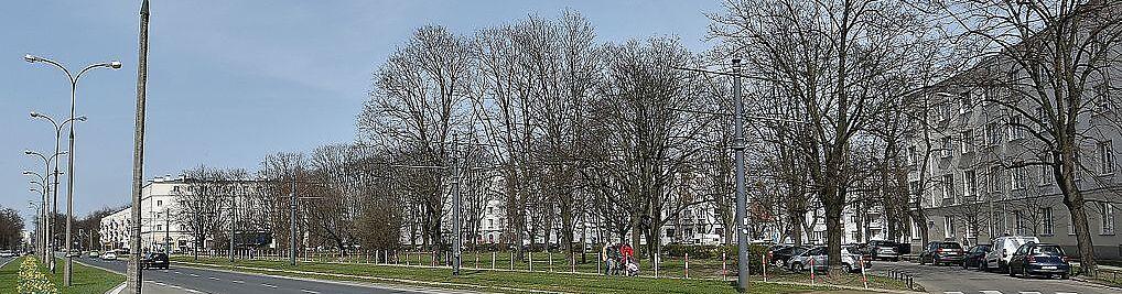 Zdjęcie w galerii Plac Inwalidów Warszawa nr 1