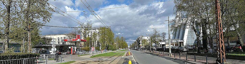 Zdjęcie w galerii Rakowiecka Warszawa nr 1