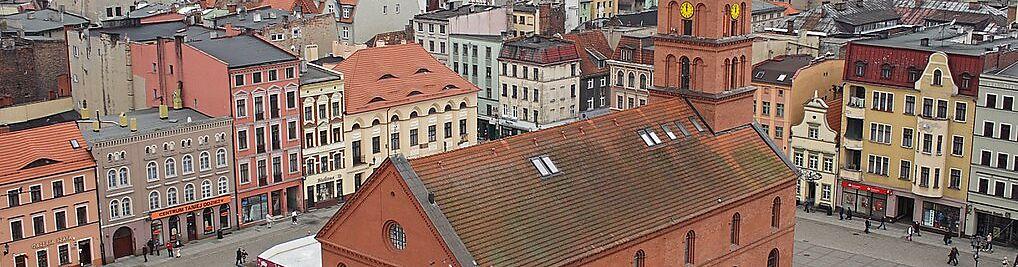 Zdjęcie w galerii Rynek Nowomiejski Toruń nr 1