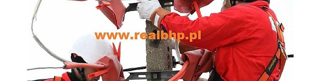 Zdjęcie w galerii REAL BHP Artykuły BHP i Sprzęt Elektroizolacyjny nr 1