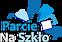Logo - usługi szklarskie parcienaszkło.com.pl, gen. Bema Józefa 76/50 01-229 - Zakład szklarski, godziny otwarcia, numer telefonu