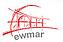Logo - Firma Remontowo Budowlana EWMAR, Plac Krakowski 5, Zabrze 41-800 - Budownictwo, Wyroby budowlane, godziny otwarcia, numer telefonu