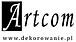 Logo - Artcom, Żurawia 32/34, Warszawa 00-515 - Przedsiębiorstwo, Firma, godziny otwarcia, numer telefonu