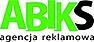 Logo - Abiks Agencja Reklamowa Kamil Skiba, Gumniska 5, Tarnów 33-100 - Przedsiębiorstwo, Firma, godziny otwarcia