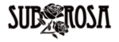 Logo - Gabinet Kosmetyczny SUB ROSA, Panieńska 4 lok 5, Warszawa 03-704 - Gabinet kosmetyczny, godziny otwarcia, numer telefonu, NIP: 5262615490