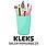 Logo - Sklep Papierniczy Kleks s.c, Słowackiego Juliusza 1, Jaworzno 43-600 - Przedsiębiorstwo, Firma, godziny otwarcia