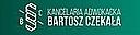 Logo - KANCELARIA ADWOKACKA Bartosz Czekała, Śląska 4/2a, Częstochowa 42-217 - Kancelaria Adwokacka, Prawna, numer telefonu, NIP: 5732640003