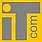 Logo - iT-Com sp.j. sklep komputerowy, Króla Bolesława Chrobrego 17 41-500 - Komputerowy - Sklep, godziny otwarcia, numer telefonu
