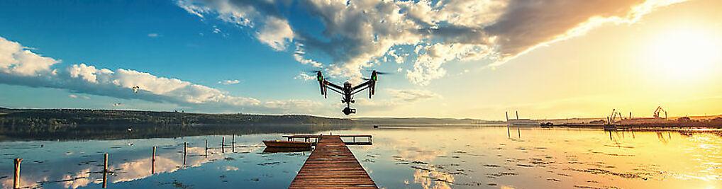 Zdjęcie w galerii DronoGrafika - Zdjęcia i wideofilmowanie dronem nr 1