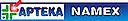 Logo - Apteka Namex, Meksykańska 8, Warszawa 03-948 - Apteka, godziny otwarcia, numer telefonu