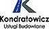Logo - Usługi Budowlane Łukasz Kondratowicz, Nasturcjowa 6, Polkowice 50-502 - Budownictwo, Wyroby budowlane, godziny otwarcia, NIP: 8992525424