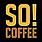 Logo - So! Coffee - Kawiarnia, Annopol 2, Warszawa 03-236