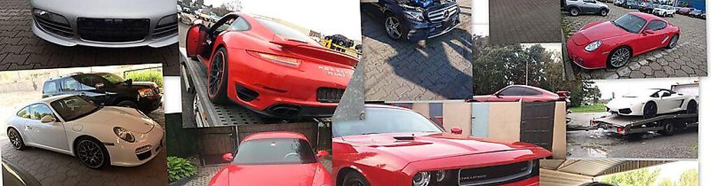 Zdjęcie w galerii Fast Car - samochody z USA, Niemiec, Emiratów Arabskich nr 5