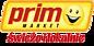 Logo - Prim Market - Sklep, ul. Strażacka 2, Białystok 15-687, godziny otwarcia