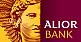 Logo - Alior Bank - Oddział, ul. Św. Bonifacego 66 lok. U-1, Warszawa 02-936, godziny otwarcia, numer telefonu
