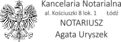 Logo - Notariusz Łódź Agata Uryszek Kancelaria Notarialna, ŁÓDŹ 90-419 - Kancelaria notarialna, godziny otwarcia, numer telefonu