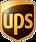 Logo - UPS, ul. Traktorowa 111, Łódź 91-204