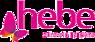 Logo - Hebe - Drogeria, Grobelna 8, Pabianice, godziny otwarcia