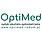 Logo - OptiMed - optyk, okulista, optometrysta, okulary Radom, Radom 26-600 - Okulista, godziny otwarcia, numer telefonu