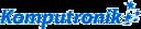 Logo - Komputronik - Sklep, ul. Jana Karskiego 5, Łódź 91-071, godziny otwarcia, numer telefonu