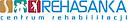 Logo - Centrum Rehabilitacji Rehasanka, ul. Bełzy Władysława 3/U3 02-495 - Rehabilitacja, godziny otwarcia, numer telefonu