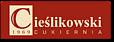 Logo - Cieślikowski - Cukiernia, ul. Bartycka 24/26, Warszawa, godziny otwarcia, numer telefonu