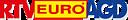 Logo - RTV EURO AGD - Sklep, ul. Broniewskiego 90, Toruń 87-100, numer telefonu