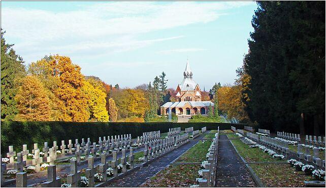 1010 Cmentarz Centralny Szczecin SZN 0, Mieszka I, Szczecin 70-106, od 71-007 do 71-011 - Zdjęcia