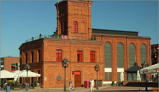 Łodź, Manufaktura pavilon, Drewnowska, Łódź od 91-002 do 91-008 - Zdjęcia