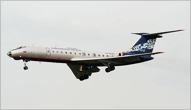 Aeroflot-Nord Tu-134A, Włochowska 19A, Warszawa 02-336 - Zdjęcia
