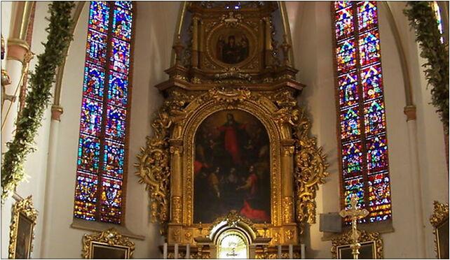 Bytom - Kościół Wniebowzięcia NMP - Ołtarz, Bytom 41-902 - Zdjęcia