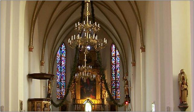 Bytom - Kościół Wniebowzięcia NMP - Wnętrze, Jainty Józefa 8 41-902 - Zdjęcia