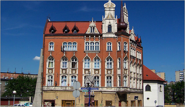 Bytom - Róg ul. Krakowskiej i ul. Korfantego 01, Krakowska 26 41-902 - Zdjęcia