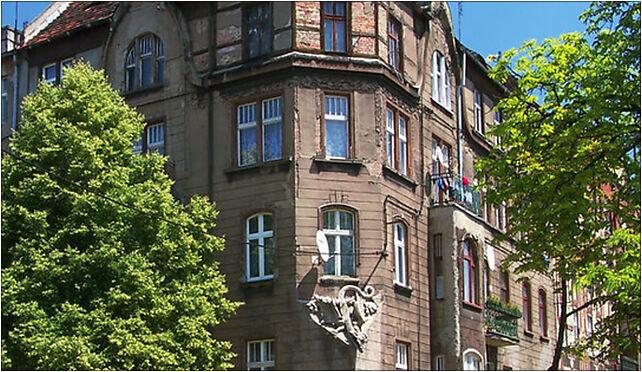 Bytom - Róg ul. Piłsudskiego i ul. Drzymały 01edit, Bytom 41-902 - Zdjęcia