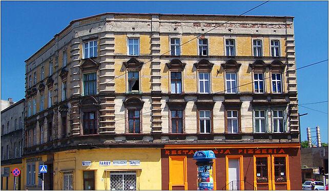Bytom - Róg ul. Piłsudskiego i ul. Piekarskiej, Bytom 41-902 - Zdjęcia
