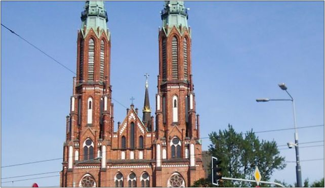 Cathedral of Archangel Michael, Rondo Dmowskiego Romana631 - Zdjęcia