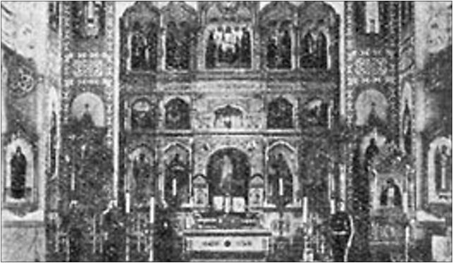 Cerkiew św. olgi w warszawie wnętrze, Czerniakowska, Warszawa 00-466 - Zdjęcia