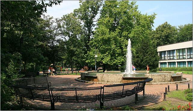 Chorzów - Park Hutników - Fontanna 01, Jana Sobieskiego, Chorzów 41-500 - Zdjęcia