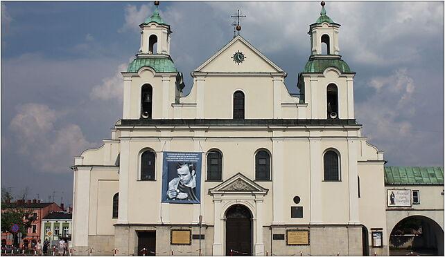 Czestochowa Kościół Św. Zygmunta 088, Krakowska 1, Częstochowa 42-202 - Zdjęcia